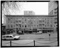 West facade of the building. 65mm. - Venable Hotel, 1024 Southwest Third Avenue, Portland, Multnomah County, OR HABS ORE,26-PORT,7-4.tif
