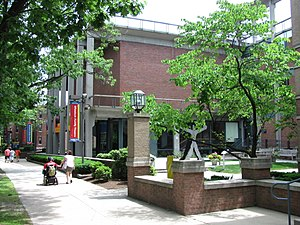Wheelock College - Wheelock Family Theatre