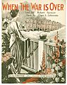 When the War is Over sheet music cover.jpg
