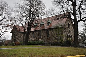 Good Counsel Complex - Image: White Plains NY Good Counsel Chapel