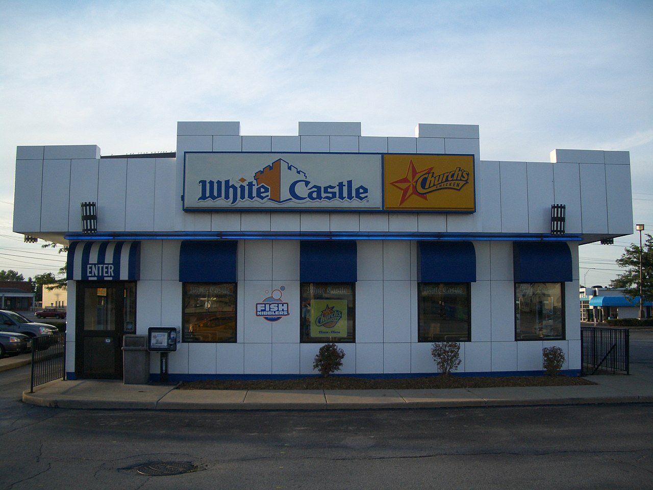 White Castle Restaurant Ontario