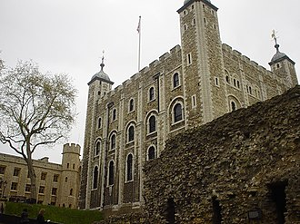 Gundulf of Rochester - Image: White Tower of London (05 06 2005)