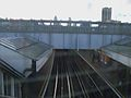 Whitechapel station platforms 2 and 3 high westbound.JPG
