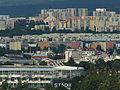 Widok na Kielce ze Stadionu - Góra Pierścienica -- 4.JPG