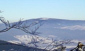 Wielka Sowa - View from Mt. Waligóra, Niedźwiedzice