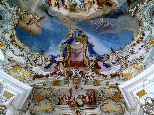 Wieskirche Germany - panoramio (8)