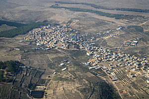 Basma - Basma, from the air