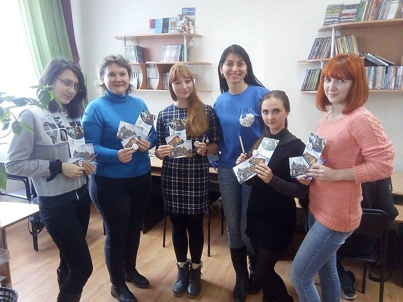File:Wikimarathon 2019 in Kherson (3).jpg
