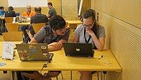 Wikimedia Hackathon 2017 IMG 4313 (33946951133).jpg