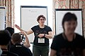 Wikimedia Hackathon Vienna 2017-05-19 Mentoring Program Introduction 013.jpg