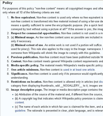 wikipedia the missing manual formatting and illustrating articles