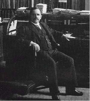 Wilbur Olin Atwater - Atwater's USDA portrait