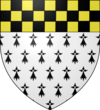 Wilcox Family Coat of Arms (Escutcheon).png