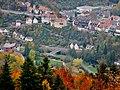 Wildberg mit Blick auf Hotel Bären - panoramio.jpg