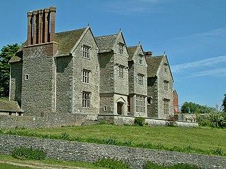Rushbury - Wilderhope Manor