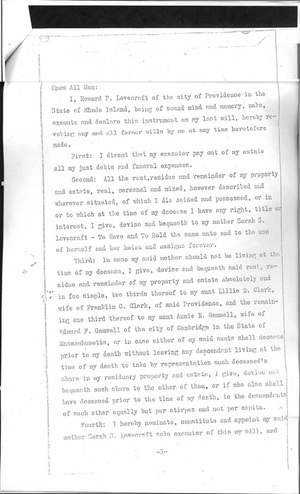 Will of H.P. Lovecraft, August 12, 1912.djvu