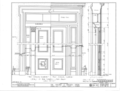William A. Dawson House, 76 South McGregor Avenue, Spring Hill, Mobile County, AL HABS ALA,49-SPRIHI,2- (sheet 5 of 6).png