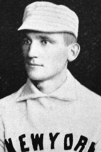 William Brown (baseball) - Image: William Brown 1889 Giants