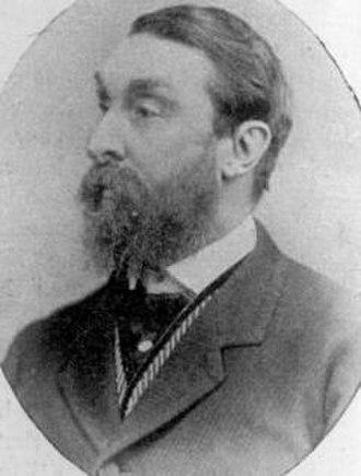 Baron Londesborough - William Denison,  1st Earl of Londesborough.