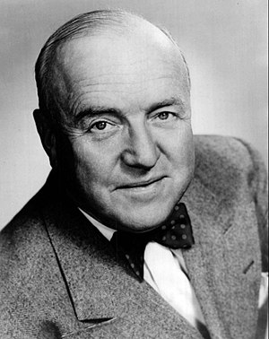 William Frawley - Frawley in 1951, shortly before he assumed the role of Fred Mertz on I Love Lucy.