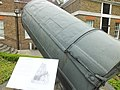 William Herschel's Telescope at the Royal Observatory, Greenwich 6427.JPG