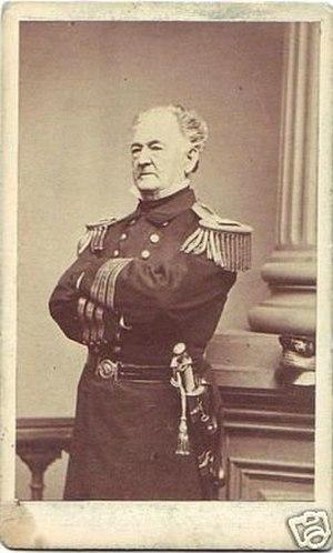 William L. Hudson - Image: William L. Hudson circa 1861