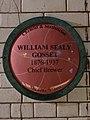 William Sealy Gosset Chemist & Statistician 1876 - 1937 Chief Brewer Student 't' test.jpg