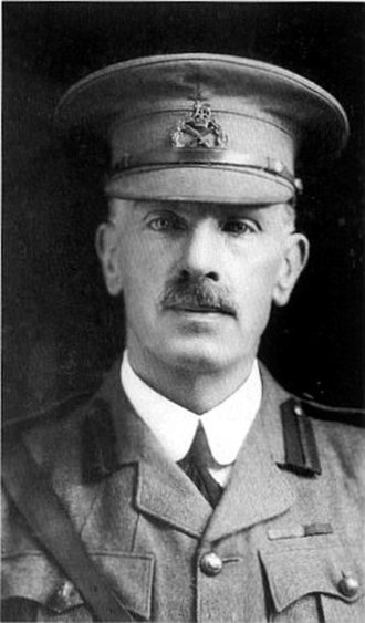 Chief of Army (Australia) - Image: William Throsby Bridges 2