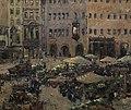 Willy Lucas - Auf dem Viktualienmarkt in München 1916.jpg