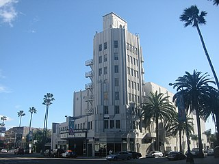 Saban Theatre movie theater in Beverly Hills, California