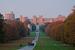 Windsor Castle Sunset - Nov 2006.jpg