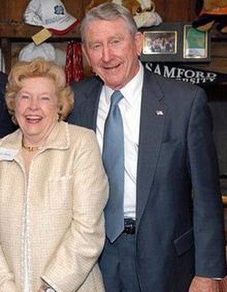 Winfield Dunn - Winfield and Betty Dunn