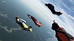 Wingsuit Flock over Massachusetts (6367634455).jpg