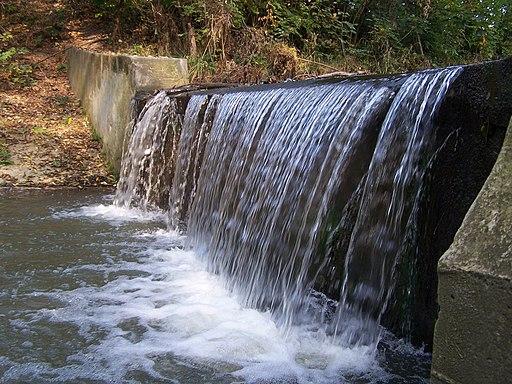 Wodospad w Soninie