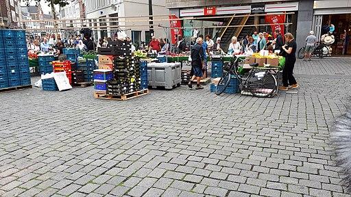 Woendagmarkt 's-Hertogenboch 2018