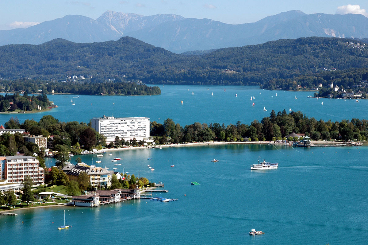 12. Pink Lake Festival vom 26. - 29. August 2021 - Wrthersee