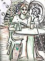 Woman at table New Orleans 2001 oetchbootwentytwo.jpg