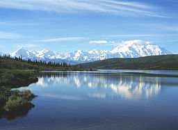 Wonder Lake, Denali nationalpark
