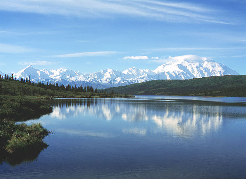 File:Wonder Lake, Denali.jpg