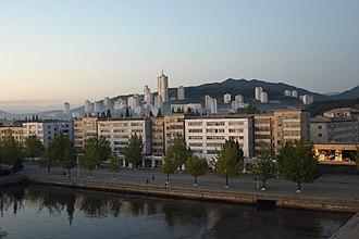 Kangwon Province (North Korea) - Wonsan