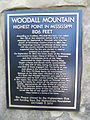 Woodall Mountain Plauque.JPG