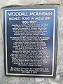 Woodall Mountain Plauque.JPG