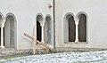 Wooden cross in cloister Millstatt.jpg