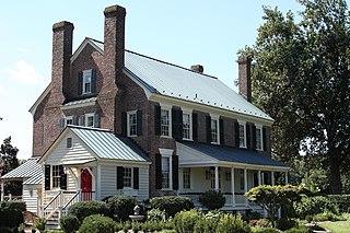 Woodlawn (Oilville, Virginia)