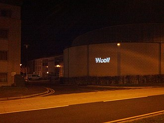 Woolf College, Kent - Woolf College Entrance