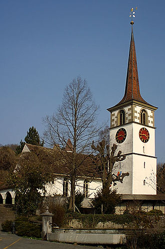 Worb - Worb's historic Reformed Church