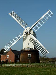 Wrawby Windmill windmill in Wrawby, Lincolnshire, United Kingdom