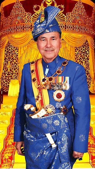 Tengku Putra - Image: YAD TENGKU DATO' SETIA PUTRA ALHAJ