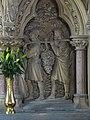 Y Santes Fair, Dinbych; St Mary's Church Grade II* - Denbigh, Denbighshire, Wales 52.jpg