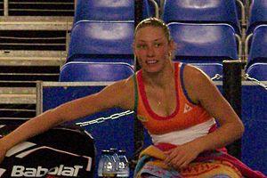 Yanina Wickmayer - Yanina Wickmayer in 2007